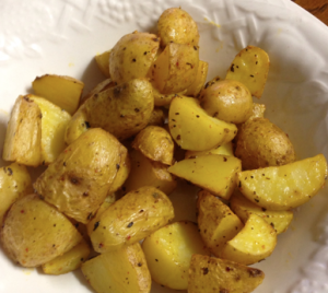 Sunn variant av pommes frites