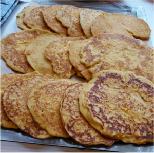 glutenfritt pannekaker